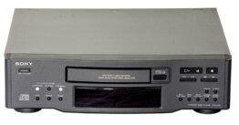 Sony CDP-M33 CD speler_W3R8493