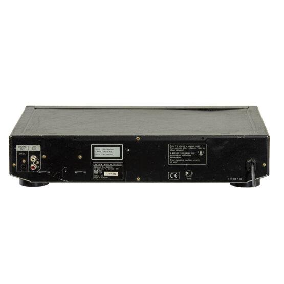 Sony CDP-XE220 cd speler_W3R9134