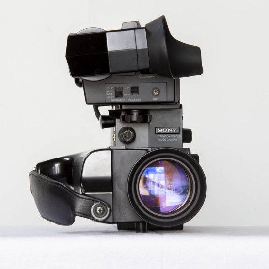 Sony HVC-3000P Trinicon videocamera_W3R9040