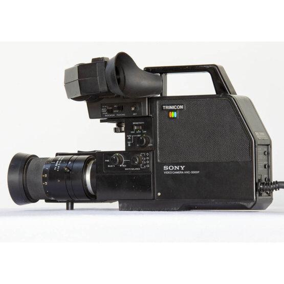 Sony HVC-3000P Trinicon videocamera_W3R9041