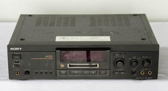 Sony JA3ES MD speler_W3R8845