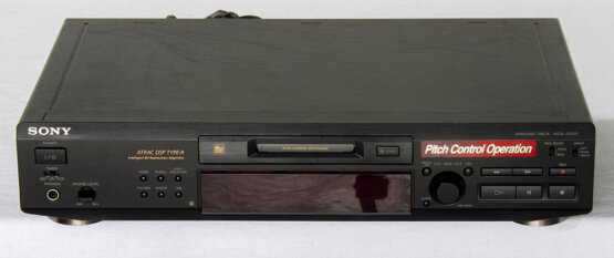 Sony MDS-JE530 MD speler_W3R8847