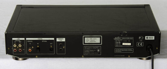 Sony MDS-JE530 MD speler_W3R8848