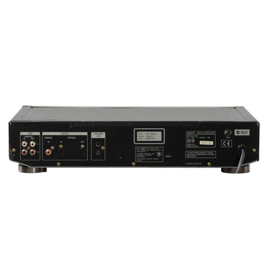 Sony MDS-JE530 MD speler_W3R9112