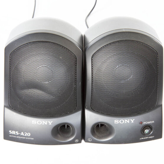 Sony SRS-A20 Active speaker system_W3R8837