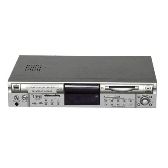 Sound Lab G066 cdmd speler_W3R8915