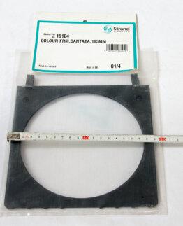 Strand Lighting GOBO Colour Frame, Cantata, 185mm_W3R8451