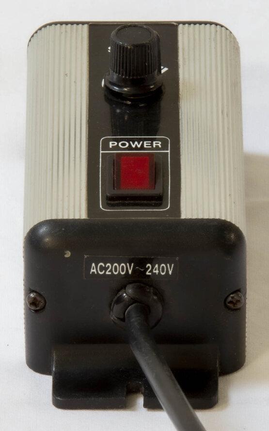 Stroboscoop remote control_W3R8966