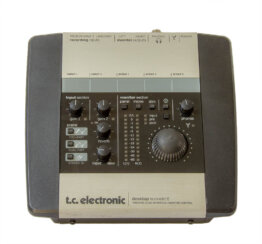 T.C. Electronic Desktop Konnekt 6_W3R8964