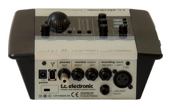 T.C. Electronic Desktop Konnekt 6_W3R8965