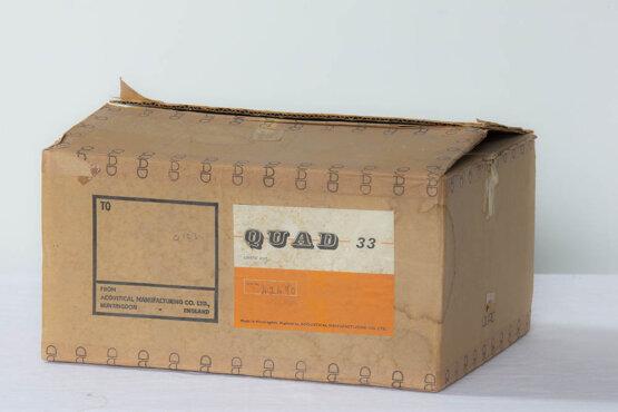 originele doos van Quad 33_W3R8781